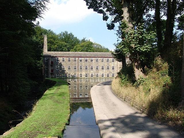 Bents Mill.